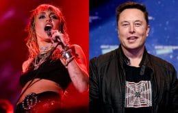 Elon Musk apresentará o programa 'Saturday Night Live' com participação de Miley Cyrus