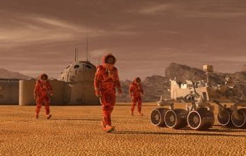 Colonies on Mars? A volcano in Hawaii can help train humans