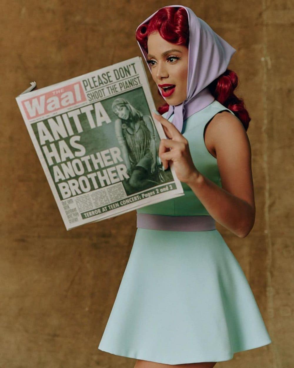 "Girl from Rio"", novo hit de Anitta, supostamente vaza no Telegram - Olhar Digital"
