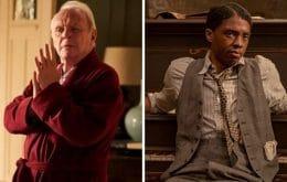 Família de Chadwick Boseman diz não estar chateada com Anthony Hopkins após Oscar