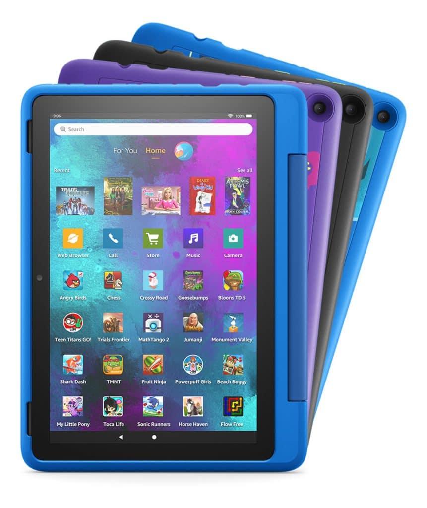 Tablet Fire Kids Pro, da Amazon