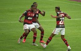 Flamengo fecha patrocínio pontual com a Amazon Prime Video para jogo da Supercopa
