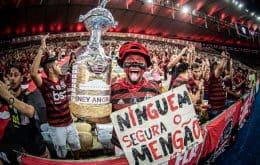 Flamengo teve mais interações no YouTube em março que a soma de Palmeiras, São Paulo e Corinthians