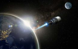 Estados Unidos planejam lançar foguete movido a energia nuclear