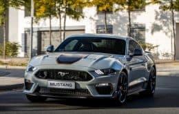 Mustang Mach 1 en Brasil: Ford trae nueva versión del modelo deportivo con controles vía app