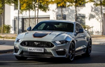 Mustang Mach 1 in Brazil: Ford brings new version of the sports model with controls via app