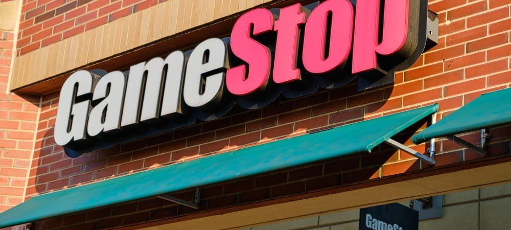 Logo da GameStop
