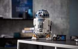 'Star Wars': Lego celebra 50 años de Lucasfilm con el nuevo R2-D2 listo para ensamblar