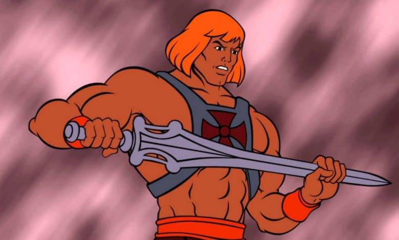 Noah Centineo não será mais o He-Man nos cinemas. Imagem: Divulgação/Mattel
