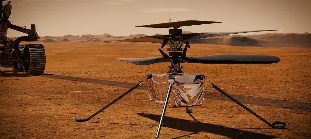 Ingenio de helicópteros. Imagen: Shutterstock