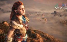 'Horizon Zero Dawn' é liberado de graça para PS4 e PS5 por tempo limitado