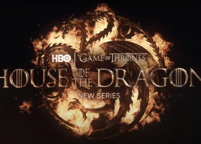 'House of The Dragon' game of thrones série