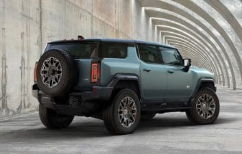 Ecological giant: Hummer line gets a fully electric SUV