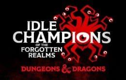 Com DLC inclusa, 'Idle Champions of the Forgotten Realms' está grátis na Epic Games