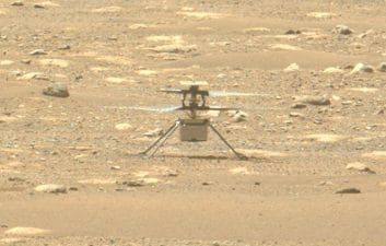 Ingenuity fails to take off in its fourth test on Mars