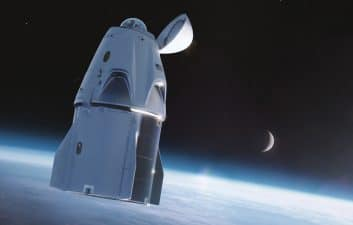 Inspiration 4: Crew Dragon will have a window with a privileged view of the Earth