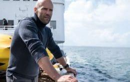 'Megatubarão 2': Jason Statham confirma presença em sequência, que será gravada em 2022