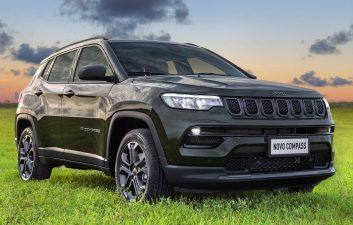 Con nueva plataforma de servicios conectados, el nuevo Jeep Compass 2022 sale a la preventa por R $ 162.990