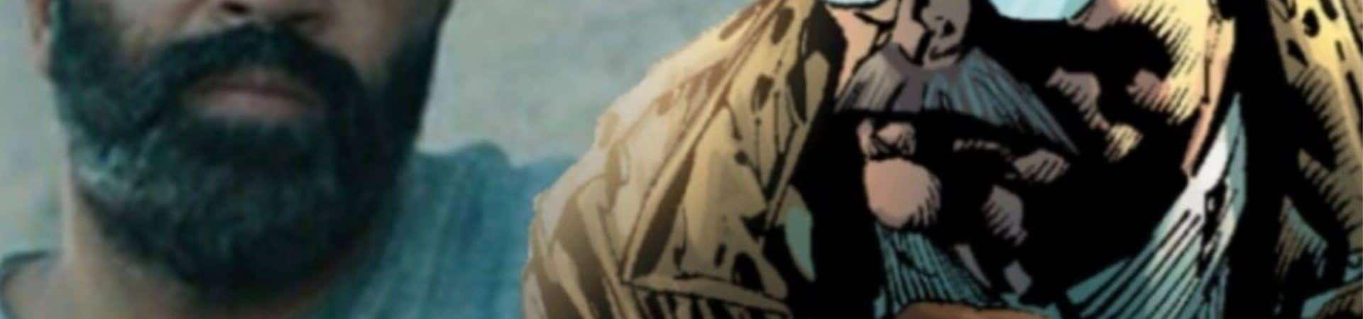 Jeffrey Wright será Jim Gordon no filme 'The Batman' e em série derivada para o HBO Max. Imagem: Warner Bros./Reprodução