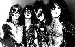 'Shout It Loud': filme sobre a banda Kiss a caminho da Netflix