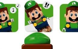 Lego Super Mario: ahora es el turno de Luigi de ganar una línea exclusiva de la marca