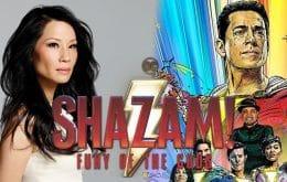 'Shazam 2': filme terá Lucy Liu, de 'As Panteras', como vilã
