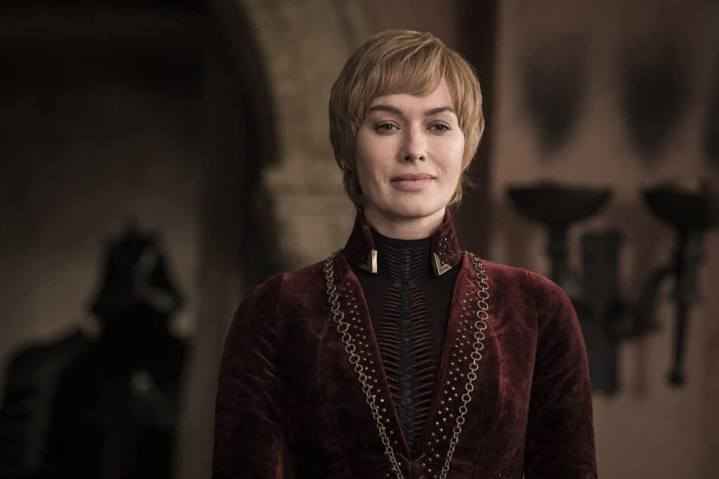 Lena Headey (Cersei Lannister) em 'Game of Thrones'. Imagem: HBO/Divulgação