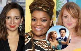 'Encantada 2': Maya Rudolph, Yvette Nicole Brown e Jayma Mays serão as vilãs da sequência