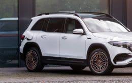 Mercedes-Benz EQB: new electric SUV has 7 seats and semi-autonomous steering