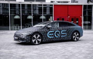 Capota eléctrica: Mercedes desvela más detalles del lujoso EQS, el modelo eléctrico de la línea más lujosa de la marca alemana
