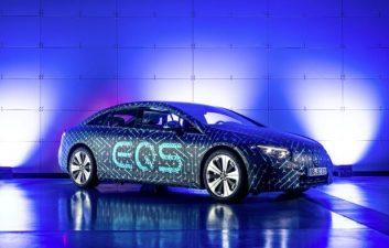 Mercedes-Benz EQS: eléctrico de gama alta con 770 km de autonomía y carga ultrarrápida