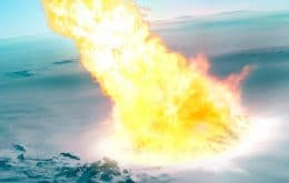 Meteorite over 100 meters may have hit Antarctica 430 years ago