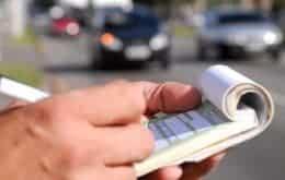 Com aplicativo, dá para pagar multa de trânsito com desconto de até 40%; saiba como