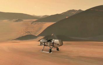 Ingenio: la NASA ya piensa en los sucesores del helicóptero marciano