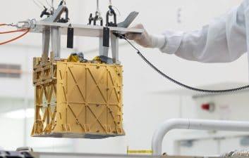 La perseverancia produce oxígeno en Marte por primera vez