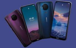 Nokia 5.4: smartphone intermediário chega ao Brasil