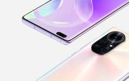 Huawei apresenta smartphone Nova 8 Pro 4G na China