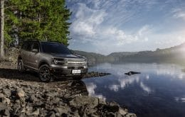 Ford Bronco Sport 2022 arrives in Brazil with dashboard with driving modes and turbo engine