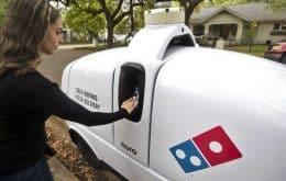 La cadena de Domino's prueba la entrega de pizzas con vehículos autónomos