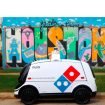 Domino's starts delivering pizza with autonomous cars in the United States