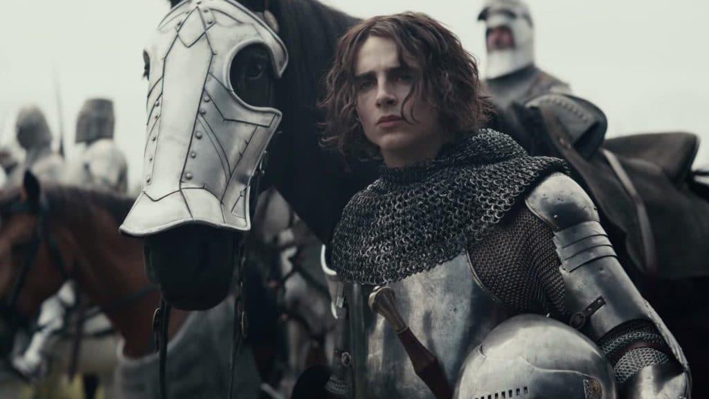 'O Rei'. Imagem: Netflix/Divulgação