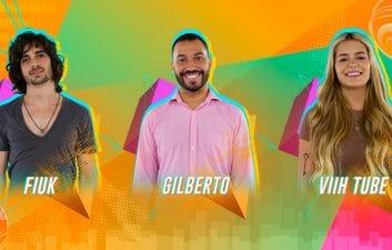 ¿Cómo votar por BBB 21? Paredão tiene Fiuk, Gilberto y Viih Tube