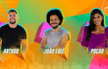 ¿Cómo votar por BBB 21? Paredão tiene a Arthur, João Luiz y Pocah