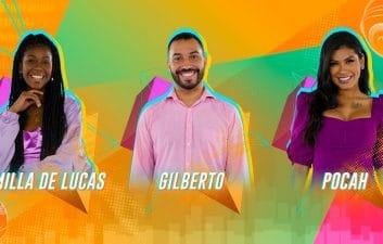 ¿Cómo votar por BBB 21? Paredão tiene a Camilla de Lucas, Gilberto y Pocah