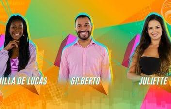 ¿Cómo votar por BBB 21? Última pared tiene Camilla de Lucas, Gilberto y Juliette