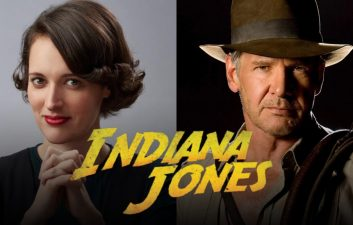 'Indiana Jones 5': Phoebe Waller-Bridge, de 'Fleabag', estrelará filme ao lado de Harrison Ford
