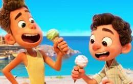 'Luca': Pixar divulga primeiro trailer de nova animação