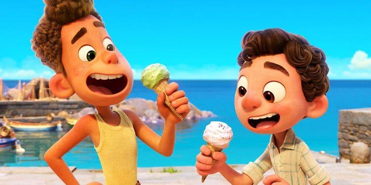 Pixar revela trailer de 'Luca', que estreará no Disney+. Imagem: Divulgação