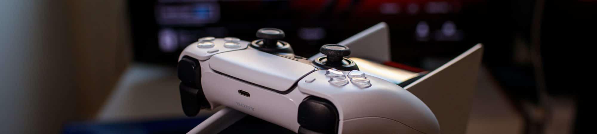 PlayStation 5 (PS5). Imagem: Girts Ragelis / Shutterstock.com