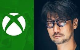 Próximo jogo de Hideo Kojima pode ser exclusivo para Xbox